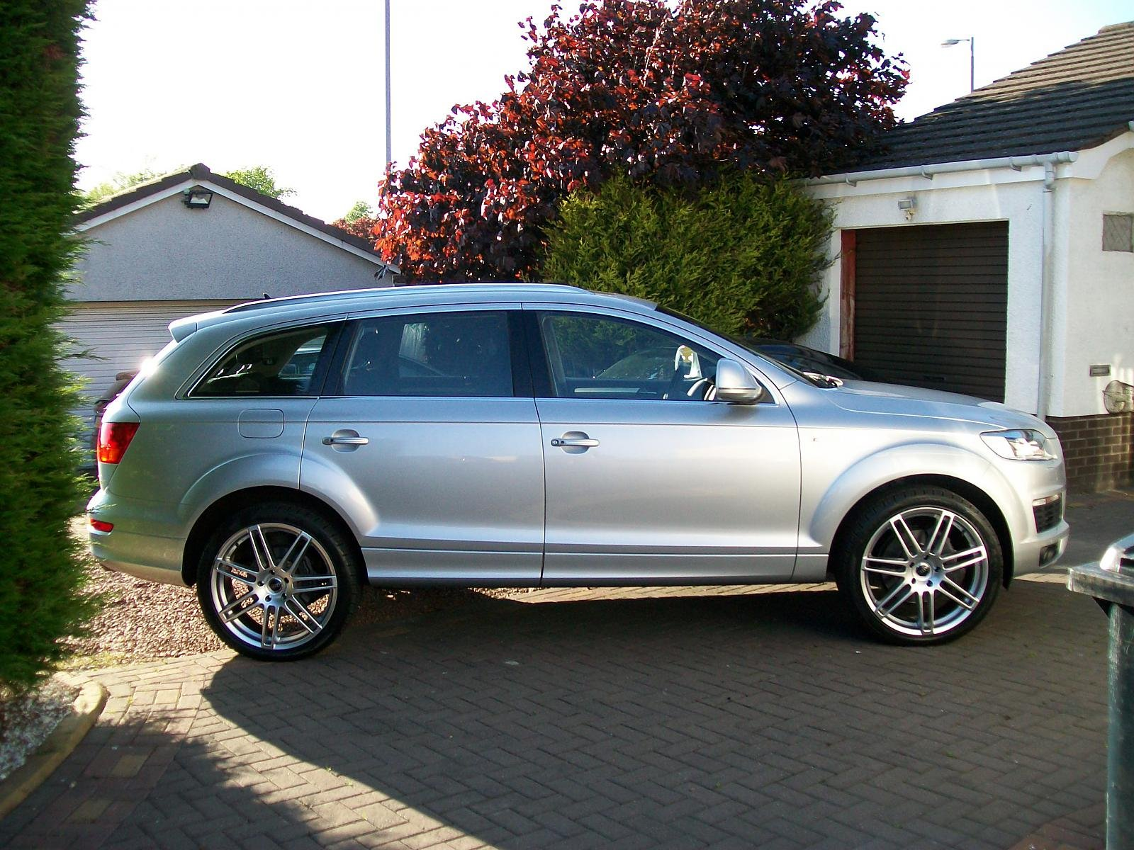 "22"" Wheel upgrade and tyre noise - Audi Forums"