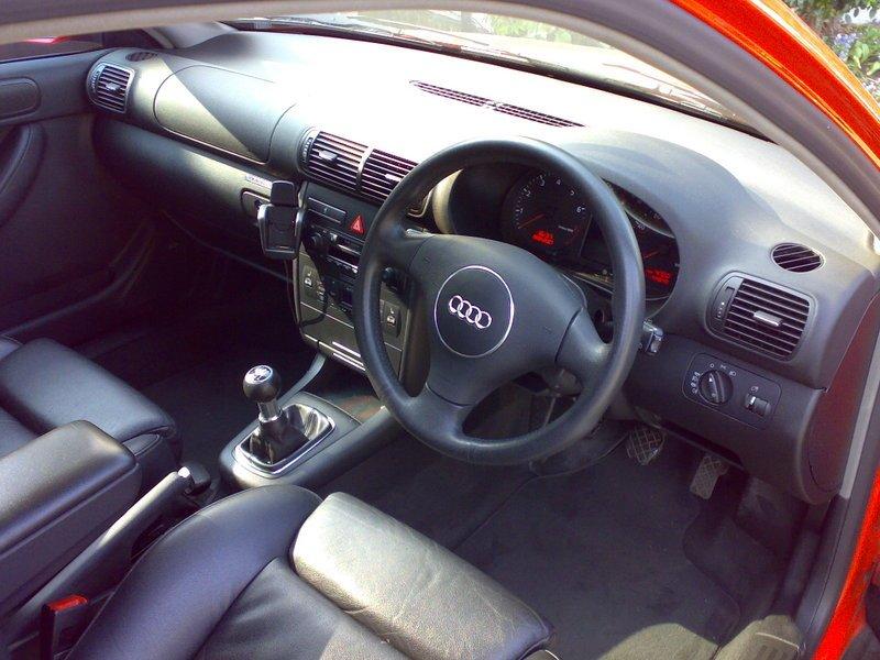 Audi A3 18 T Quattro