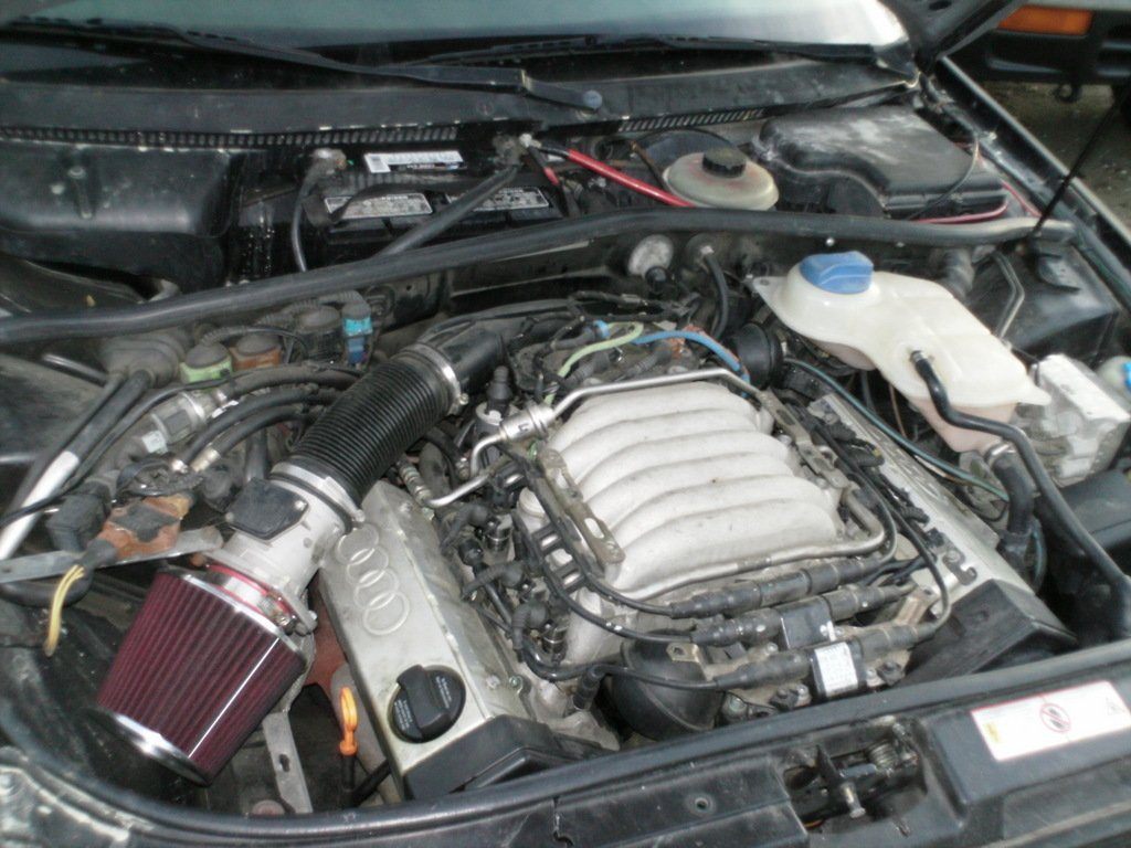 1996 audi a4 quattro, manual. needs a transmission. $1600 cheap