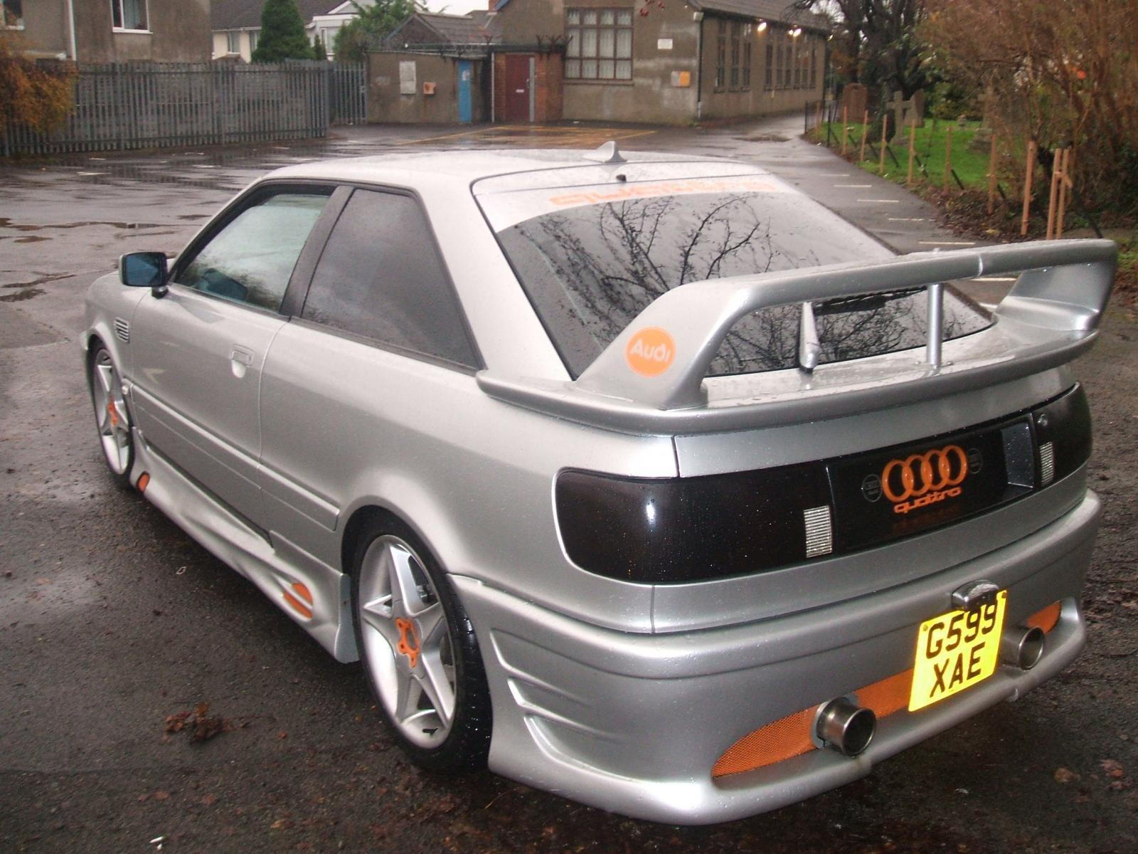 Audi Coupe quattro 2.3 20v 1990 - Audi Forums