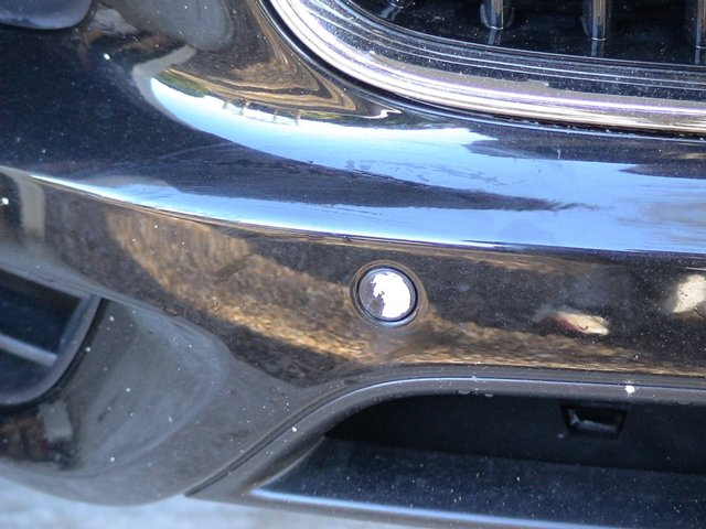 Parking Sensors - Paint Chipping - Audi Forums