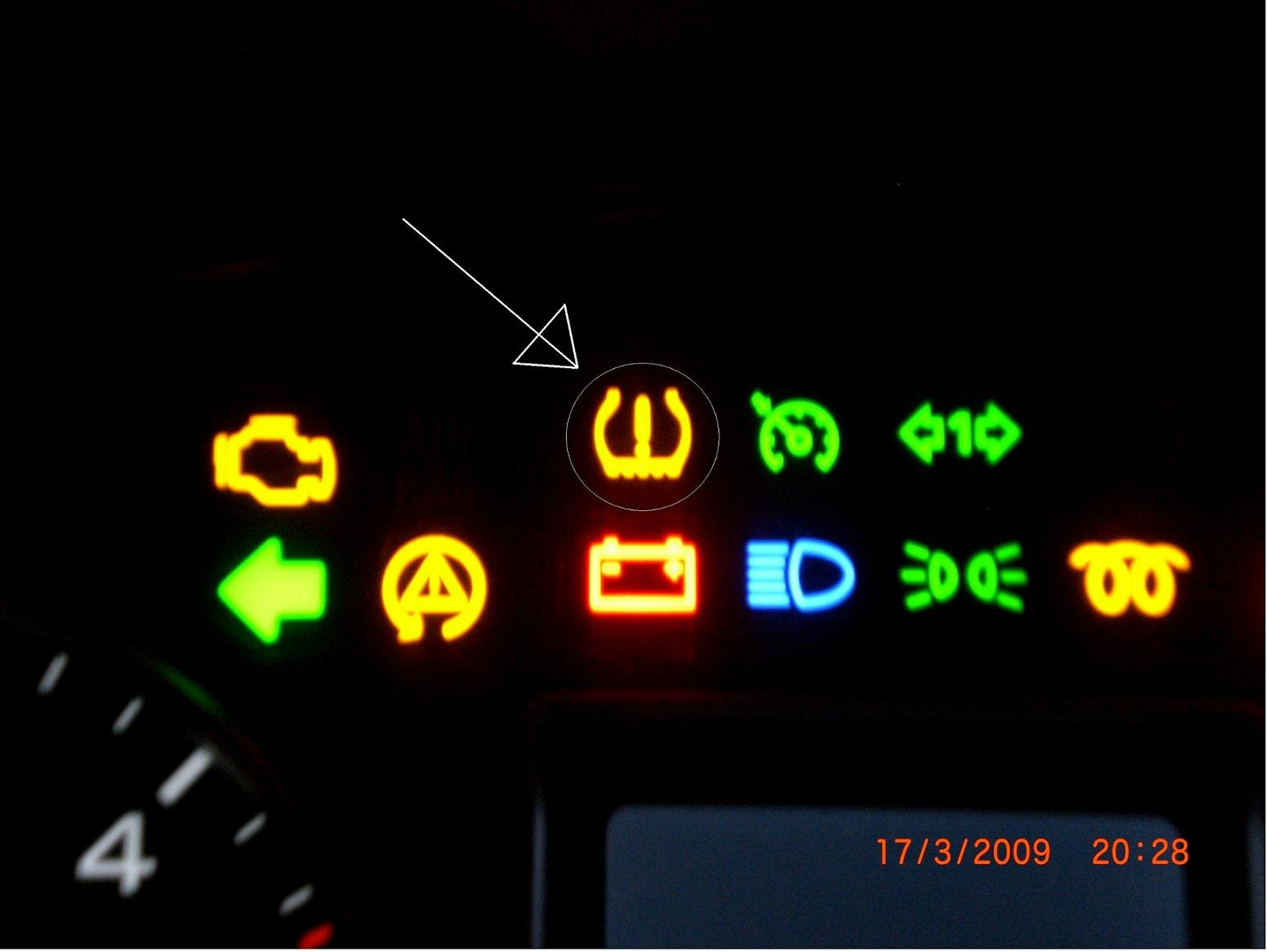 Unknown Symbol On Instrument Cluster Audi Forums
