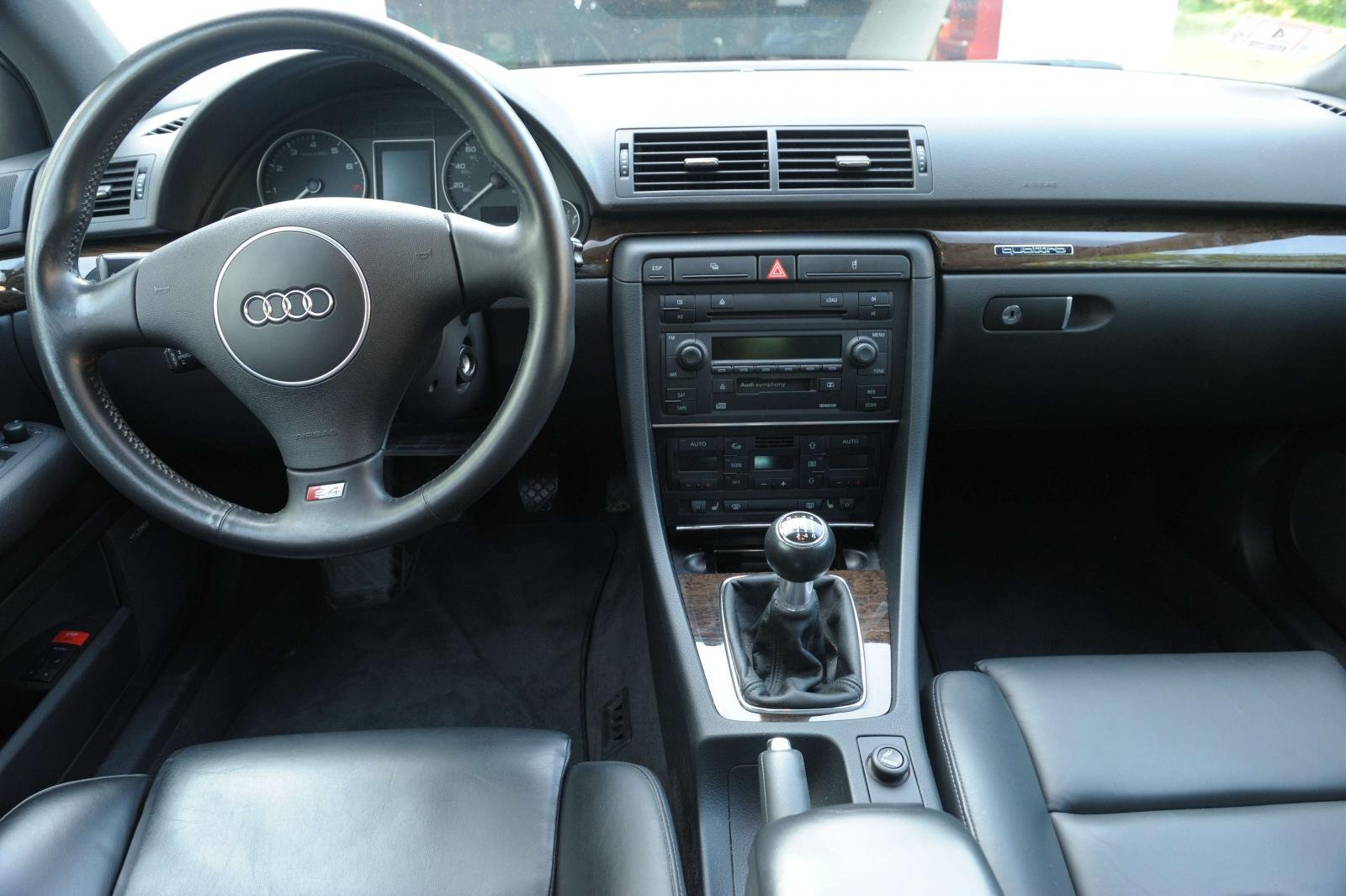 Audi S Manual User Guide Manual That Easytoread - 2004 audi s4 review