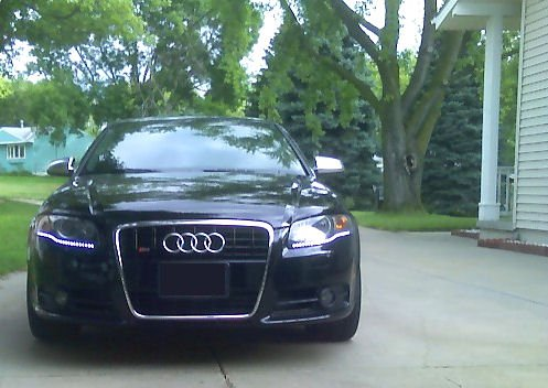 Audi on Audi S4 B7 Led Drls   Page 3   Audi Forums