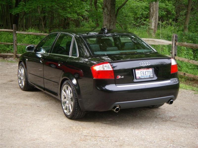 2004 Audi S4, Black/Black, $25,900 OBO - Audi Forums