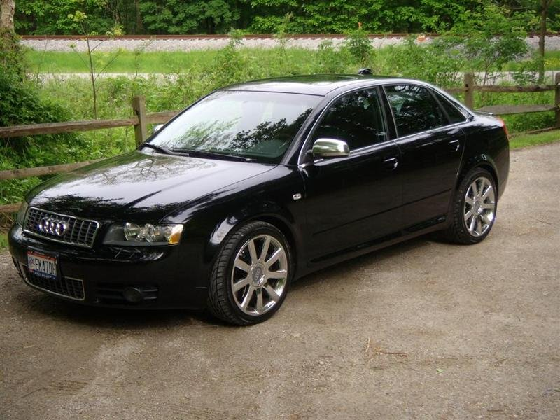 2004 audi s4 black black 25 900 obo audi forums. Black Bedroom Furniture Sets. Home Design Ideas