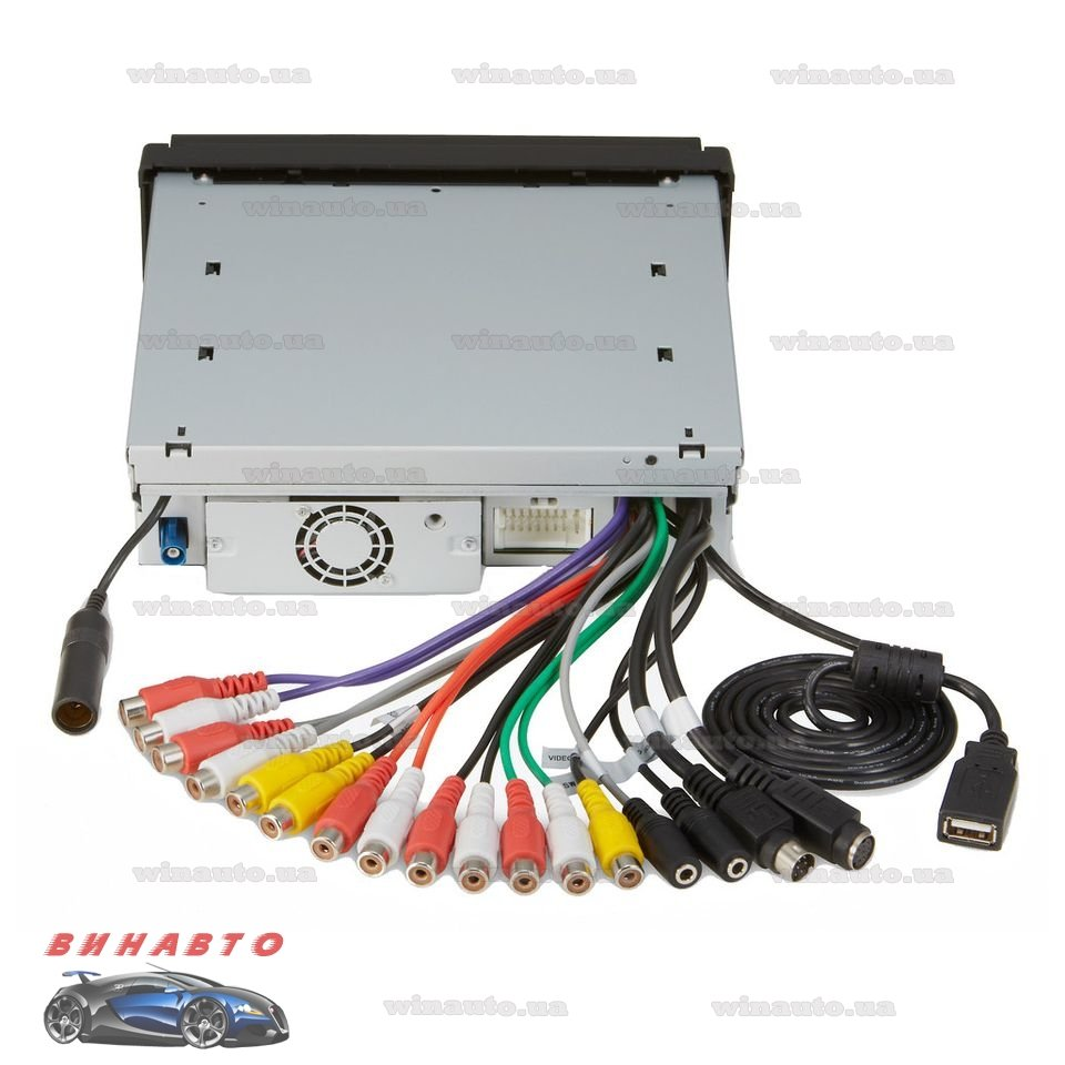 Stereo replacement-dvd-cd-usb-sd-receiver-clarion