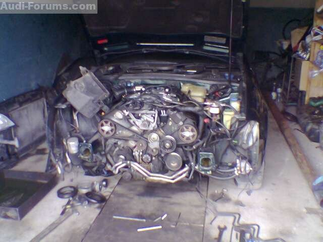 Need For Timing Belt Change Audi Forums