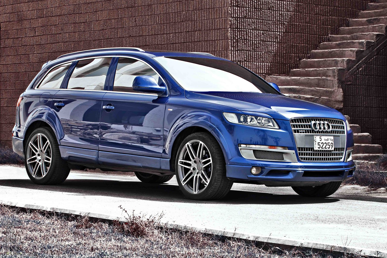 My Q7 S-Line Nothelle - Audi Forums