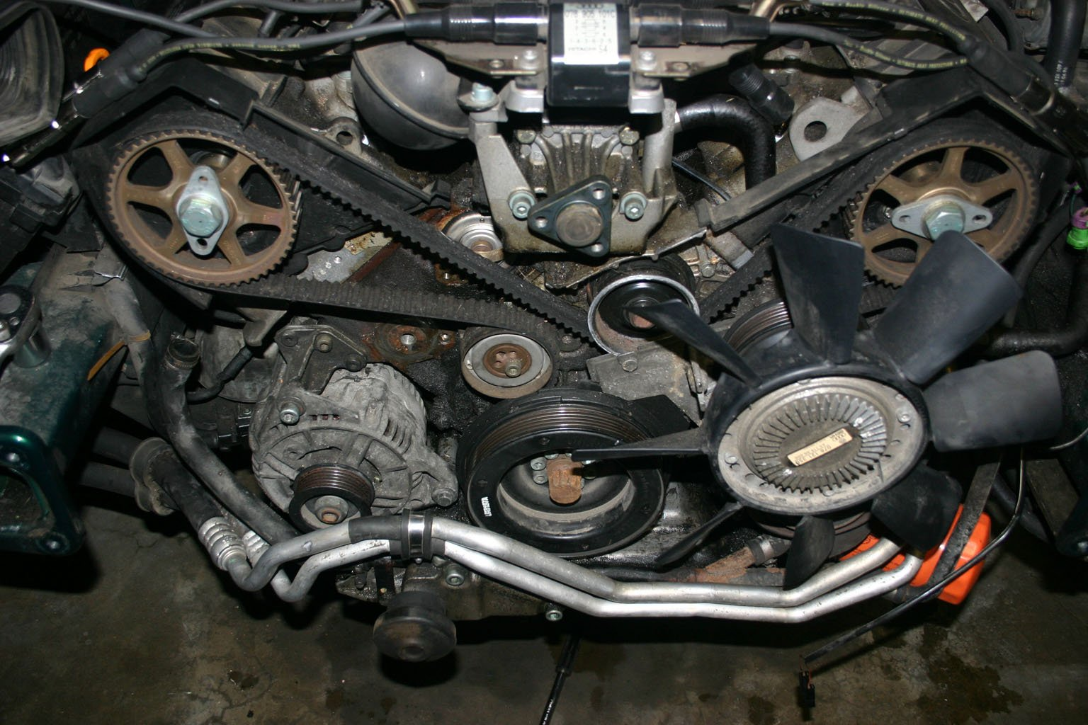 Audi Timing Belt : A timing belt problems audi forums
