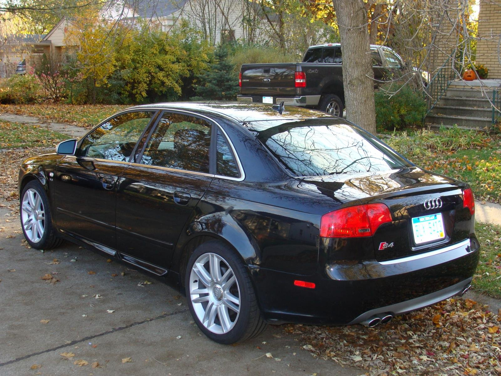 2007 s4 black low miles detroit area audi forums. Black Bedroom Furniture Sets. Home Design Ideas