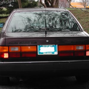 1987 Audi CS Quattro for sale in Delaware - $1500 OBO