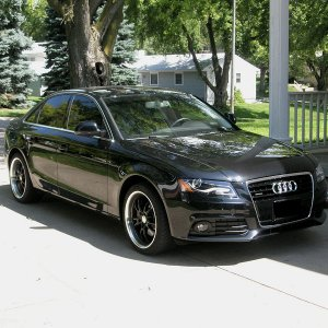 2006 Audi S4, and 2009 Audi A4